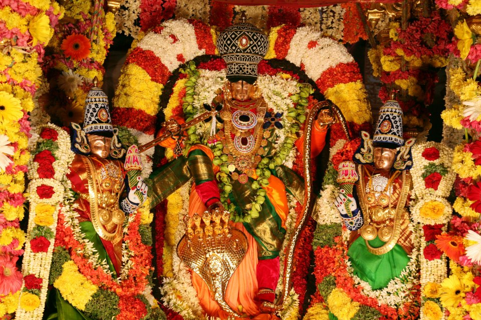 Kalyan Venkateswara Swamy in Srinivasa Mangapuram