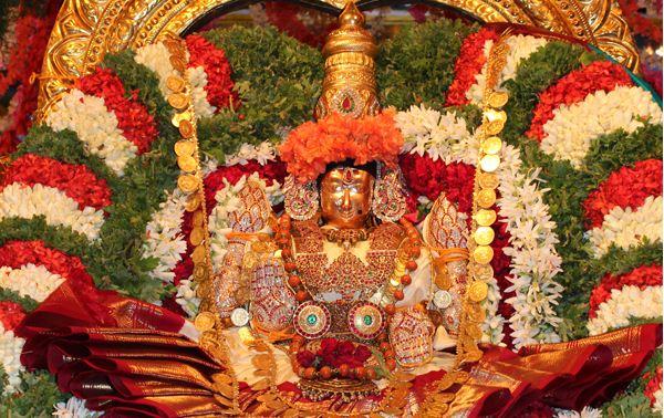 Padmavathi Temple - Alamelumanga Temple