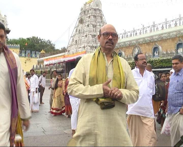T G Venkatesh