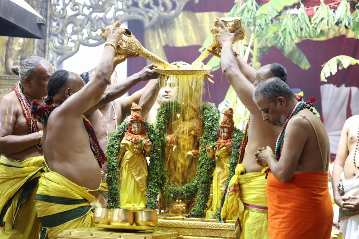 pavitrotsavam end