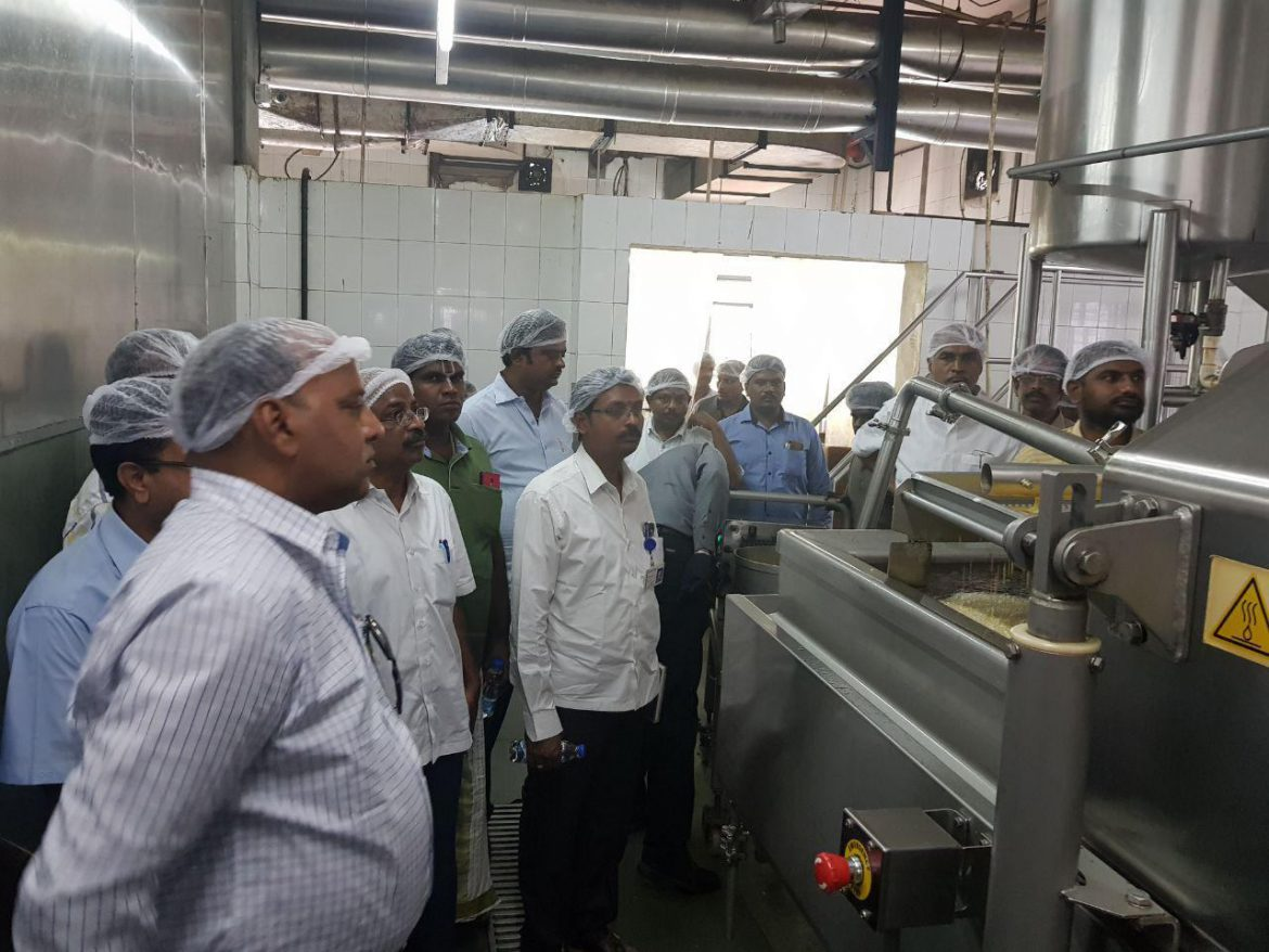 jeo adyar sweets factory