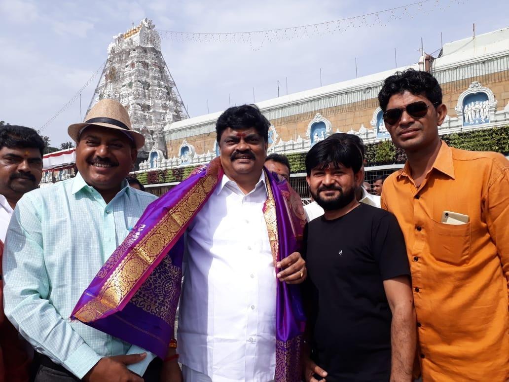 TN Minister Rajendra Balaji