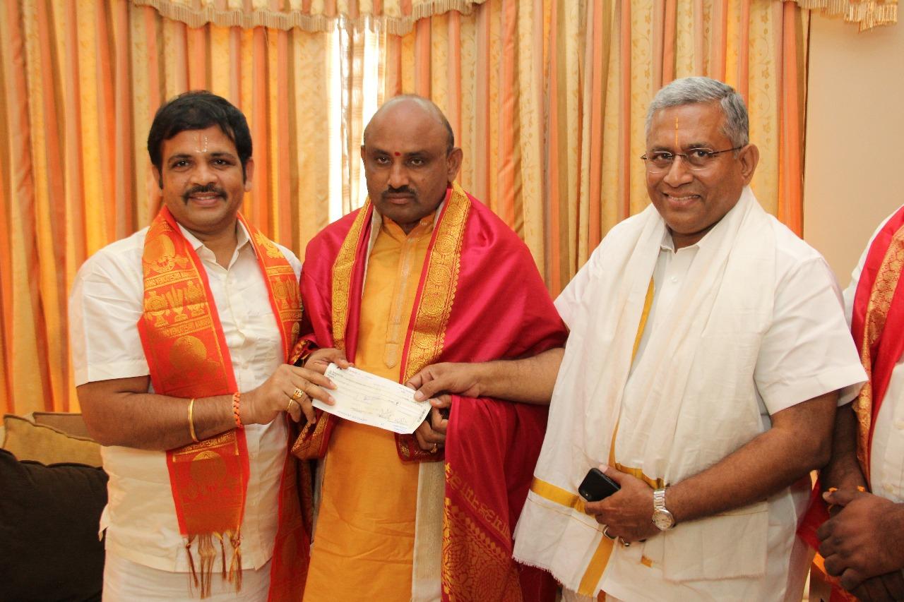 SV Annaprasadam Trust