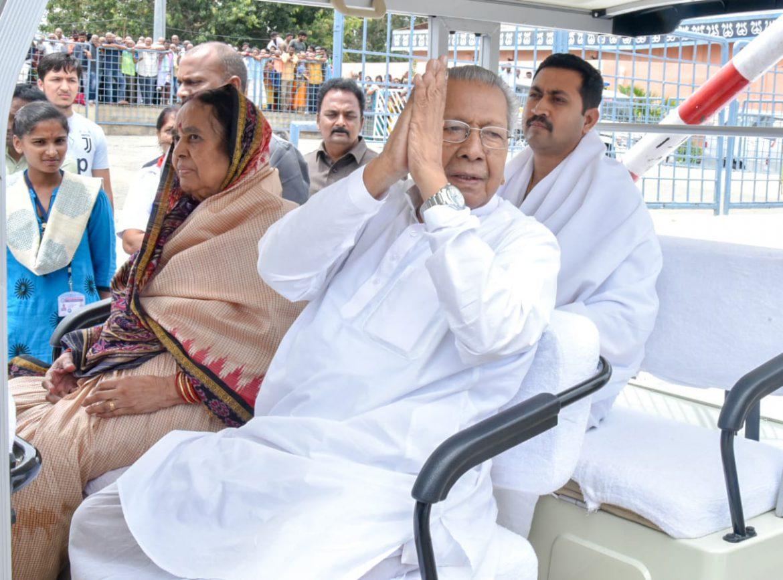 governor harichandan