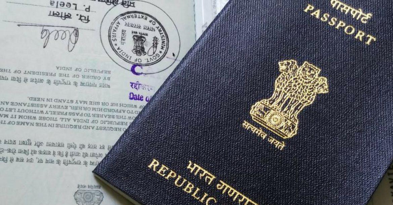 NRI Darshan passport