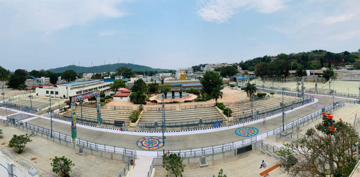 tirumala lockdown